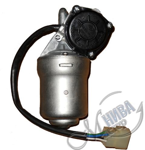 Мотор переднего стеклоочистителя (Калуга) 2121