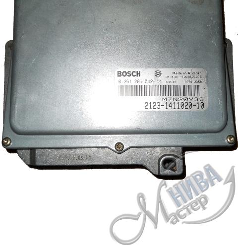 Блок управления инжектором 2123-1411020-10