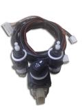 Электромеханический корректор фар (ЭМКФ) для Нивы 21213 и 21214.